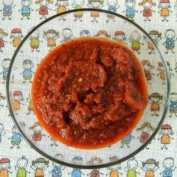 Sos pomidorowy z przecieru (passaty)