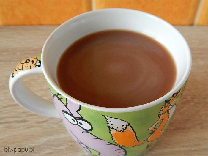 Kokosowy karobek do picia - zdrowsza wersja kakao