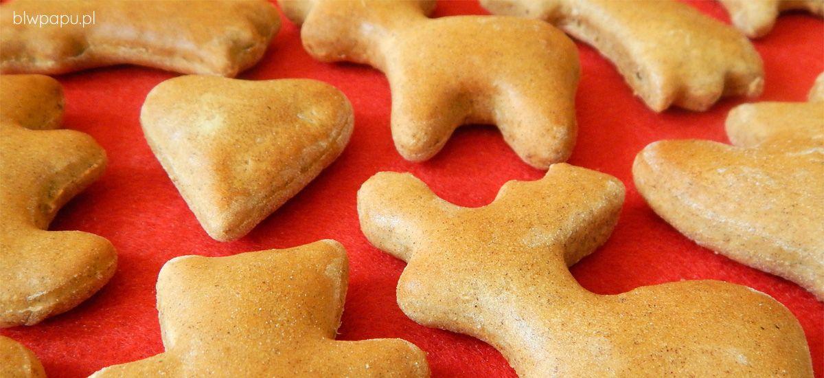 Miękkie pierniczki bez cukru dla dzieci
