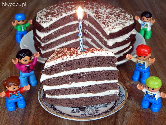 Tort na pierwsze, drugie, trzecie urodziny dziecka